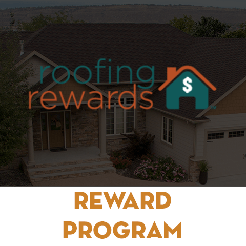 Roofing Rewards Button