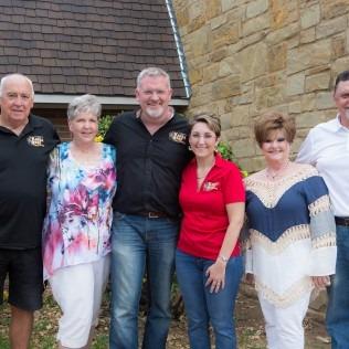 Kathie & Blair Feller and Peggy & Ron Scarborough
