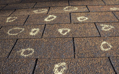 Hail Roof Damage: All the Signs and What to Do About It